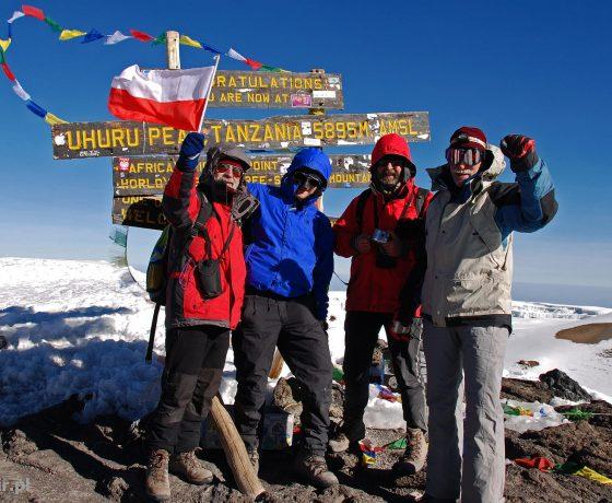 wyprawa na Kilimandżaro